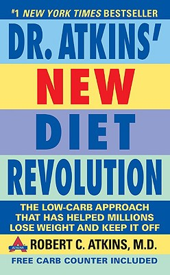 Dr. Atkins New Diet Revolution By Atkins, Robert C., M.D.